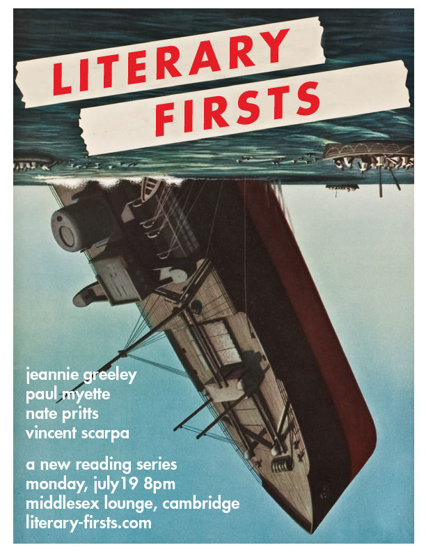Literary Firsts, July 2010