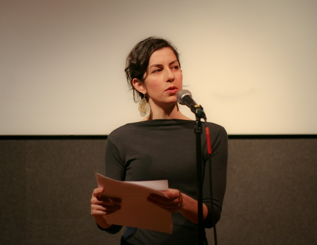 Alysia Abbott reads a new essay.