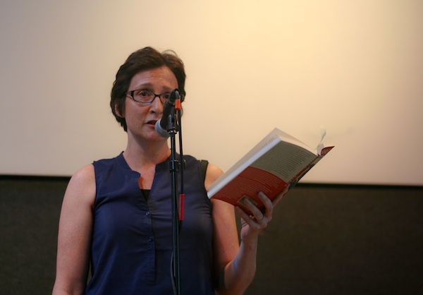 "Amy Yelin reads her essay, ""Once upon a Penis"""